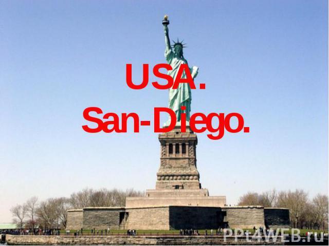 USA.San-Diego.