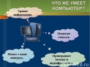 ampquotКомпьютер вред или пользаampquot