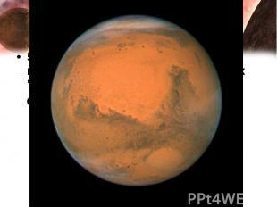 """5. У какой планеты есть спутники, названия которых переводятся как """"Ужас"""" и """"Стр"""
