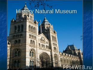 History Natural Museum