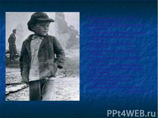 Война прошлась по детским судьбам грозно,Всем было трудно, трудно для страны,Но