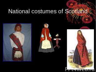National costumes of Scotland