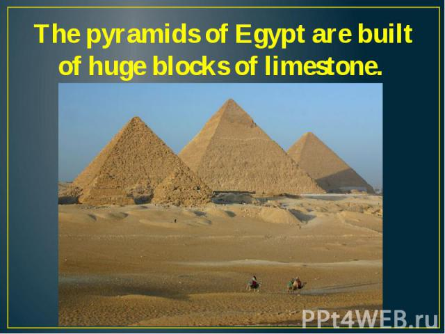 wonders of the pyramid essay