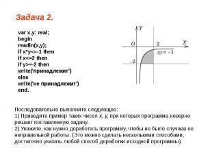 var x,y: real;beginreadln(x,у);if x*y