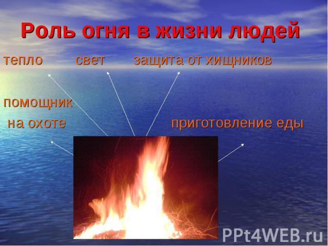 тепло свет защита от хищниковтепло свет защита от хищниковпомощник на охоте приготовление еды