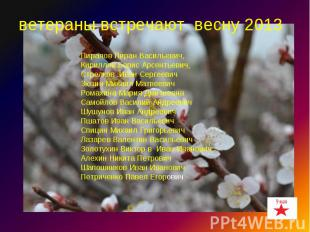 Пиралов Пиран Васильевич, Кириллов Борис Арсентьевич, Стрелков Иван СергеевичЗюз