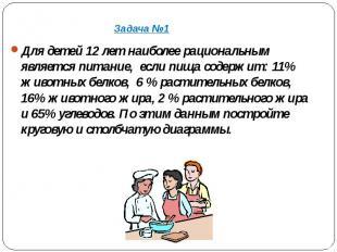 Для детей 12 лет наиболее рациональным является питание, если пища содержит: 11%