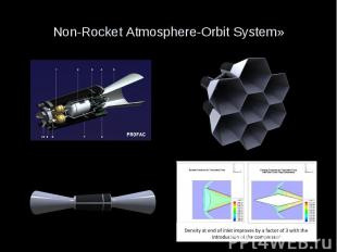Non-Rocket Atmosphere-Orbit System»