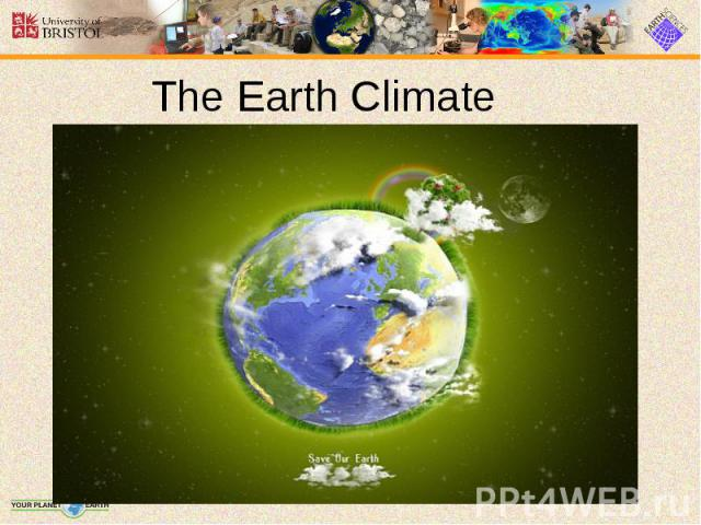 The Earth Climate