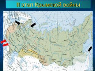 II этап Крымской войны
