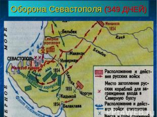 Оборона Севастополя (349 ДНЕЙ)