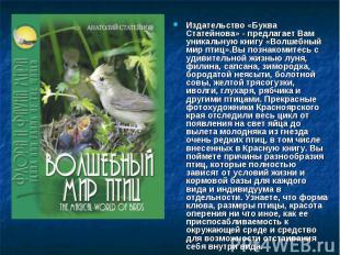 Издательство «Буква Статейнова» - предлагает Вам уникальную книгу «Волшебный мир