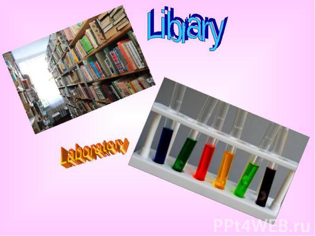 LibraryLaboratory