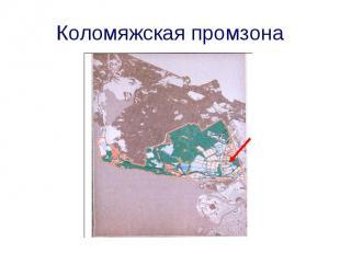 Коломяжская промзона
