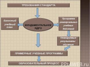 ФУНДАМЕНТАЛЬНОЕЯДРО