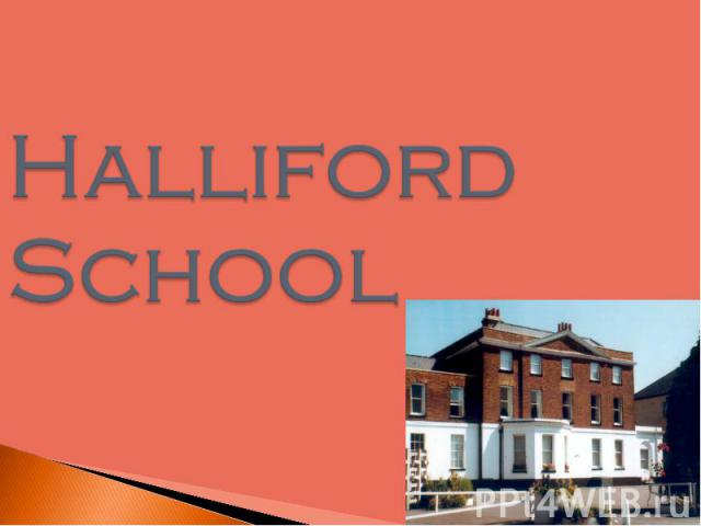 Halliford School