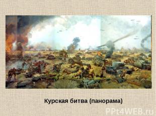 Курская битва (панорама)
