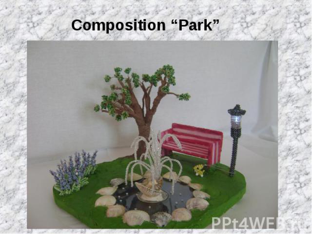"""Composition """"Park"""""""