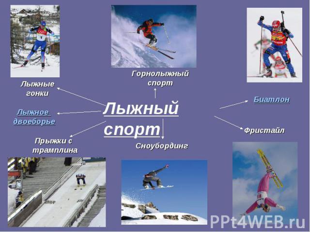 Лыжная подготовка (5-9 класс) - презентация по физкультуре d7c91622176