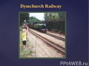 Dymchurch Railway