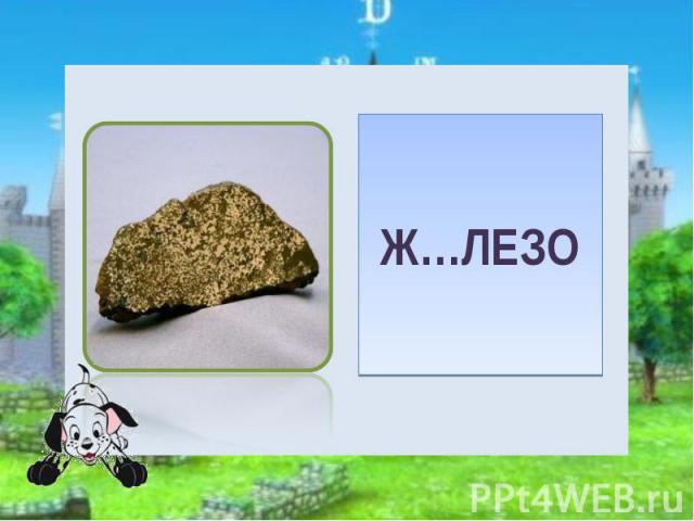 Ж…ЛЕЗО