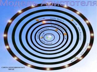 Модель Аристотеля