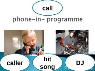 phone-in- programme