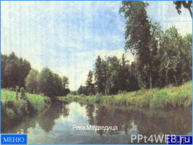 Река Медведица