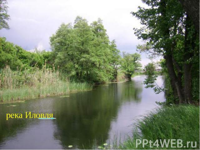 река Иловля