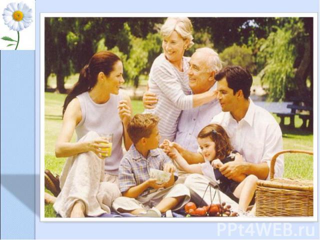 Ответ: воспитание детей и уход за больными и старыми членами семьи.