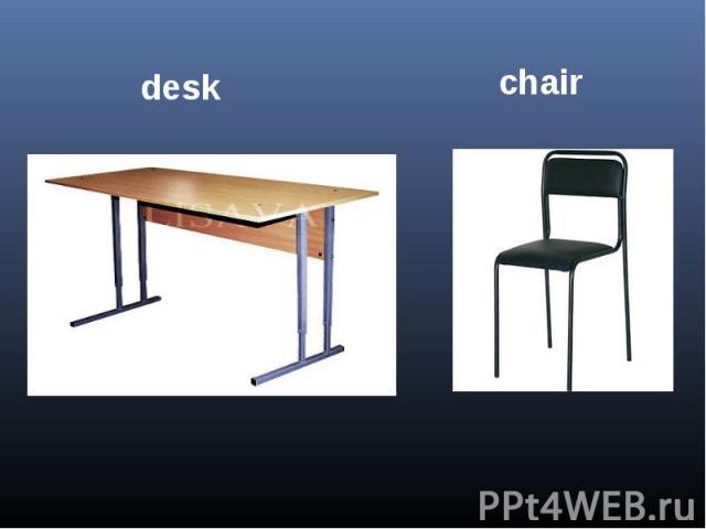 deskchair