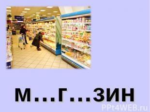 м…г…зин