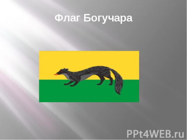 Флаг Богучара