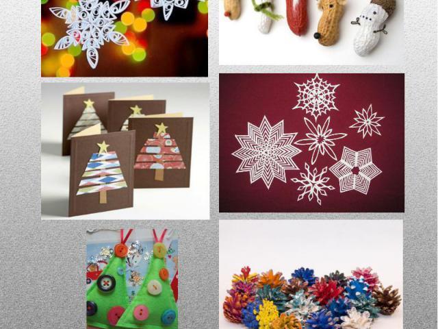 Фабрика Деда Мороза: игрушки своими руками