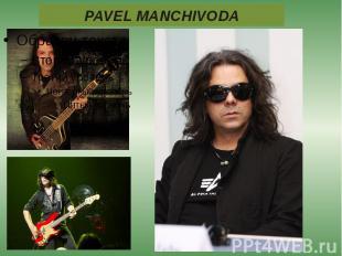 PAVEL MANCHIVODA