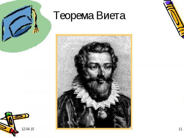 Теорема Виета