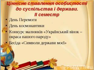 День ПеремогиДень ПеремогиДень космонавтикиКонкурс малюнків «Український вінок –