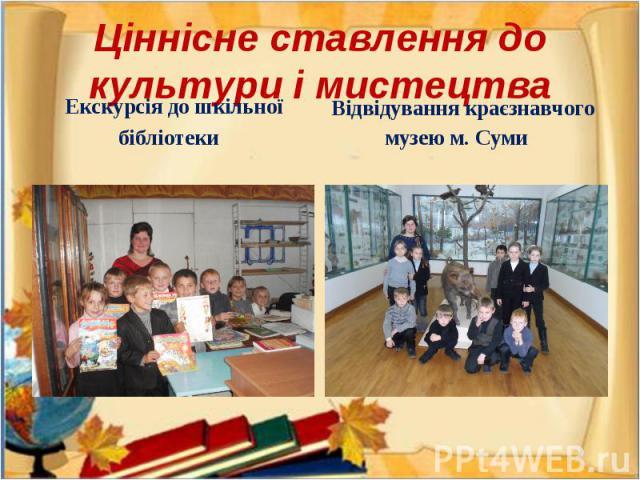 Екскурсія до шкільної Екскурсія до шкільної бібліотеки