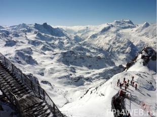 Найкращі гірськолижні курорти