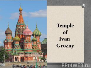 TempleofIvan Grozny