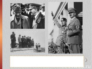 """В тот же день Муссолини и Скорцени прибыли в Вену. Операция """"Дуб"""" стои"""