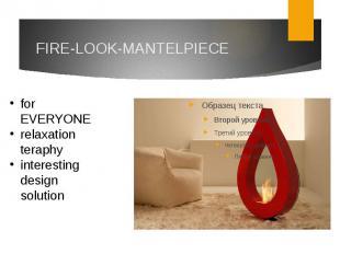 FIRE-LOOK-MANTELPIECE