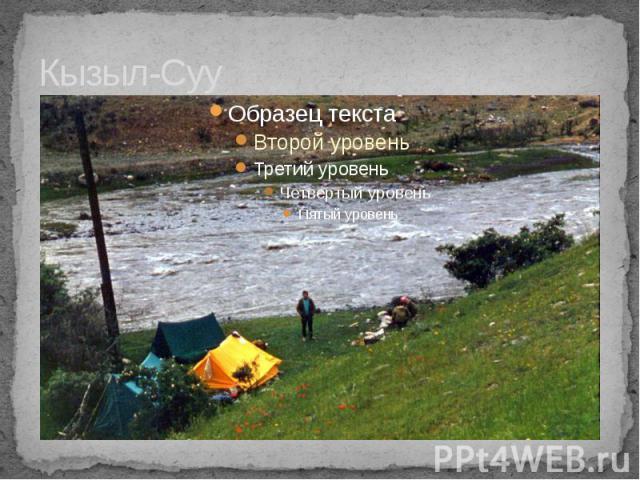 Кызыл-Суу