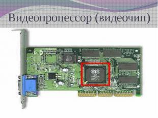 Видеопроцессор (видеочип)