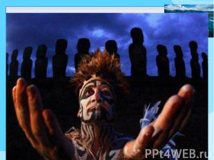 Жители острова Пасхи Рапануйцы(пасхальцы)— коренные жители о.П