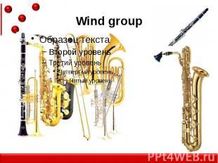 Wind group
