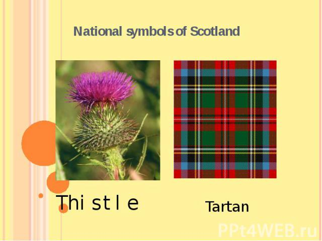 National symbols of Scotland