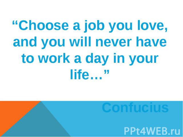 choosing a future career What job is right for me what career should i choose what job should i choose what career is right for me be my friend on facebook.