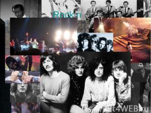 Rock'n'roll in the late fifties Rock'n'roll in the late fifties Surf The British