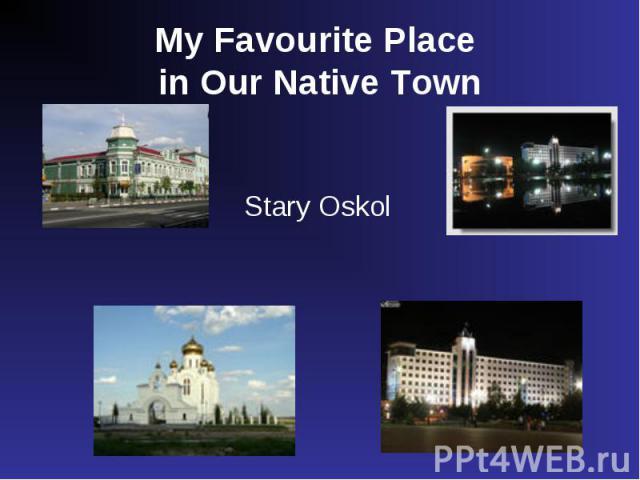 Stary Oskol